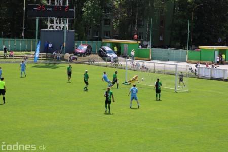 Foto a video: 100 rokov futbalu v Prievidzi veľkolepé oslavy a exhibičný zápas ŠKRŤO tím vs KUCO tím 29