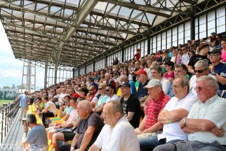 Foto a video: 100 rokov futbalu v Prievidzi veľkolepé oslavy a exhibičný zápas ŠKRŤO tím vs KUCO tím 30