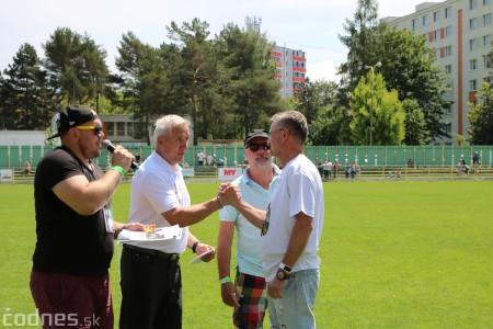 Foto a video: 100 rokov futbalu v Prievidzi veľkolepé oslavy a exhibičný zápas ŠKRŤO tím vs KUCO tím 34
