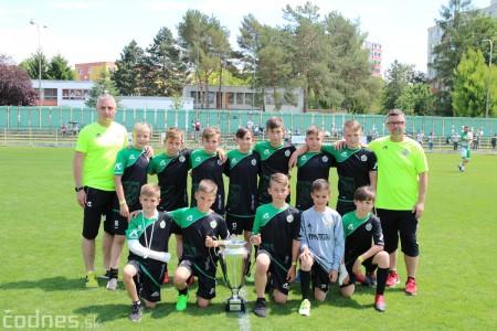 Foto a video: 100 rokov futbalu v Prievidzi veľkolepé oslavy a exhibičný zápas ŠKRŤO tím vs KUCO tím 42