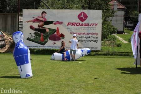 Foto a video: 100 rokov futbalu v Prievidzi veľkolepé oslavy a exhibičný zápas ŠKRŤO tím vs KUCO tím 48