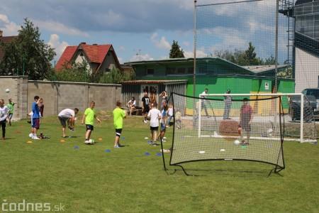 Foto a video: 100 rokov futbalu v Prievidzi veľkolepé oslavy a exhibičný zápas ŠKRŤO tím vs KUCO tím 52