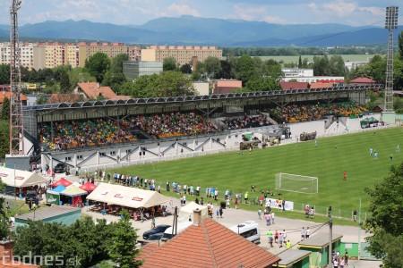 Foto a video: 100 rokov futbalu v Prievidzi veľkolepé oslavy a exhibičný zápas ŠKRŤO tím vs KUCO tím 53