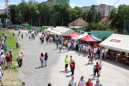 Foto a video: 100 rokov futbalu v Prievidzi veľkolepé oslavy a exhibičný zápas ŠKRŤO tím vs KUCO tím 54