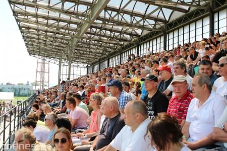 Foto a video: 100 rokov futbalu v Prievidzi veľkolepé oslavy a exhibičný zápas ŠKRŤO tím vs KUCO tím 112