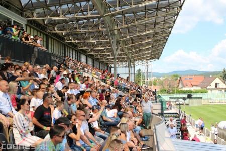 Foto a video: 100 rokov futbalu v Prievidzi veľkolepé oslavy a exhibičný zápas ŠKRŤO tím vs KUCO tím 113