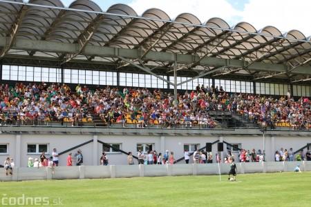 Foto a video: 100 rokov futbalu v Prievidzi veľkolepé oslavy a exhibičný zápas ŠKRŤO tím vs KUCO tím 114