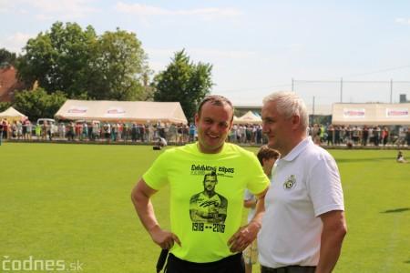 Foto a video: 100 rokov futbalu v Prievidzi veľkolepé oslavy a exhibičný zápas ŠKRŤO tím vs KUCO tím 131