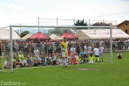 Foto a video: 100 rokov futbalu v Prievidzi veľkolepé oslavy a exhibičný zápas ŠKRŤO tím vs KUCO tím 132