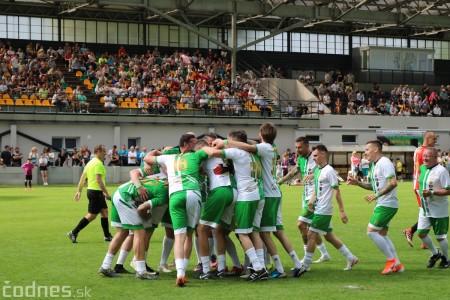 Foto a video: 100 rokov futbalu v Prievidzi veľkolepé oslavy a exhibičný zápas ŠKRŤO tím vs KUCO tím 134