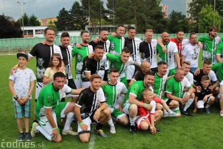 Foto a video: 100 rokov futbalu v Prievidzi veľkolepé oslavy a exhibičný zápas ŠKRŤO tím vs KUCO tím 137