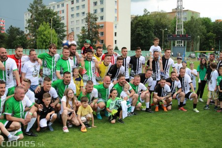 Foto a video: 100 rokov futbalu v Prievidzi veľkolepé oslavy a exhibičný zápas ŠKRŤO tím vs KUCO tím 138