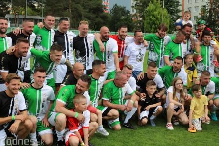 Foto a video: 100 rokov futbalu v Prievidzi veľkolepé oslavy a exhibičný zápas ŠKRŤO tím vs KUCO tím 139
