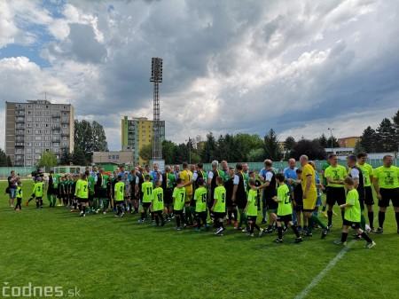 Foto a video: 100 rokov futbalu v Prievidzi veľkolepé oslavy a exhibičný zápas ŠKRŤO tím vs KUCO tím 140