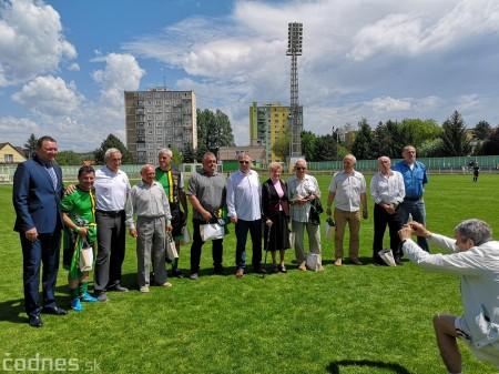 Foto a video: 100 rokov futbalu v Prievidzi veľkolepé oslavy a exhibičný zápas ŠKRŤO tím vs KUCO tím 141