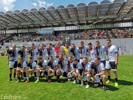 Foto a video: 100 rokov futbalu v Prievidzi veľkolepé oslavy a exhibičný zápas ŠKRŤO tím vs KUCO tím 142