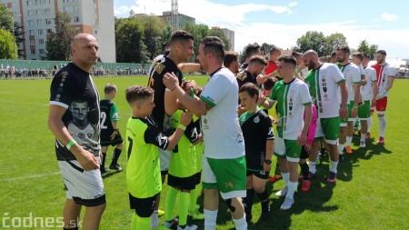 Foto a video: 100 rokov futbalu v Prievidzi veľkolepé oslavy a exhibičný zápas ŠKRŤO tím vs KUCO tím 144