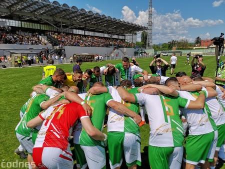 Foto a video: 100 rokov futbalu v Prievidzi veľkolepé oslavy a exhibičný zápas ŠKRŤO tím vs KUCO tím 146