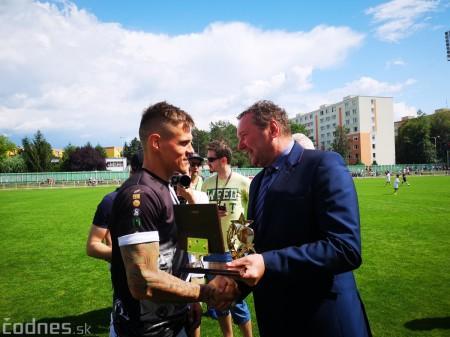 Foto a video: 100 rokov futbalu v Prievidzi veľkolepé oslavy a exhibičný zápas ŠKRŤO tím vs KUCO tím 149