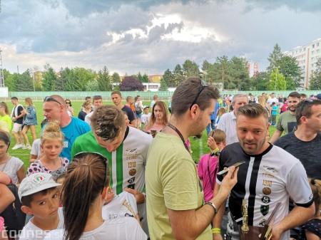 Foto a video: 100 rokov futbalu v Prievidzi veľkolepé oslavy a exhibičný zápas ŠKRŤO tím vs KUCO tím 151