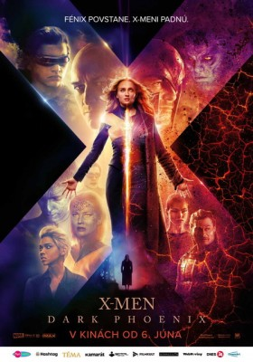 X-Men: Dark Phoenix 2D (ST) (X-Men: Dark Phoenix)