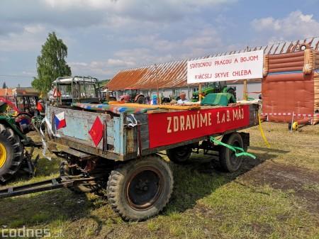 Foto a video: Traktory Máčov 2019 13