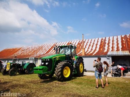 Foto a video: Traktory Máčov 2019 16