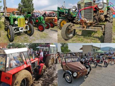 Foto a video: Traktory Máčov 2019