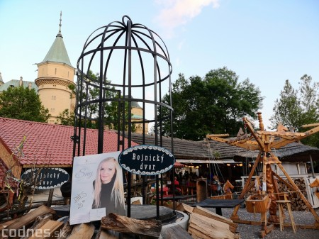 Foto a video: Jana Krištof Lehotská - krst debutového albumu Sny 2