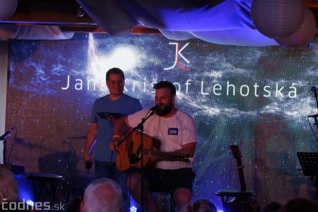 Foto a video: Jana Krištof Lehotská - krst debutového albumu Sny 10