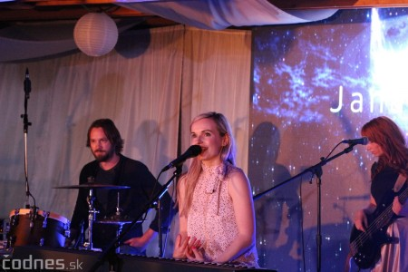 Foto a video: Jana Krištof Lehotská - krst debutového albumu Sny 21