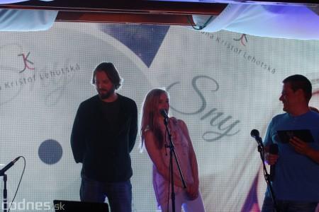 Foto a video: Jana Krištof Lehotská - krst debutového albumu Sny 26