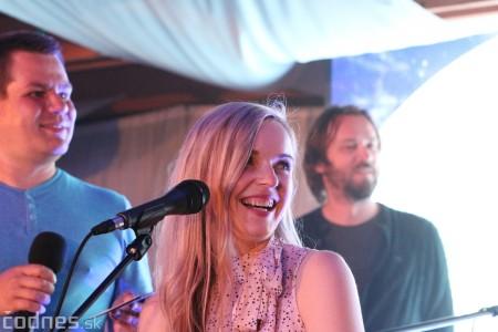 Foto a video: Jana Krištof Lehotská - krst debutového albumu Sny 33