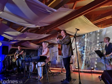 Foto a video: Jana Krištof Lehotská - krst debutového albumu Sny 40