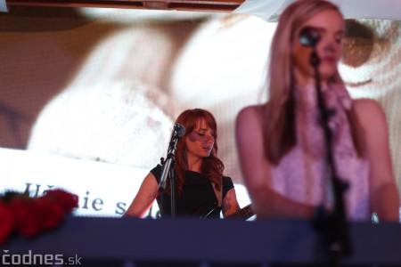 Foto a video: Jana Krištof Lehotská - krst debutového albumu Sny 45