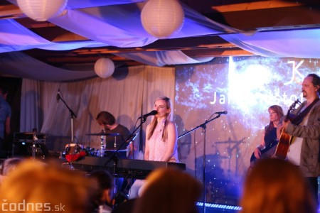 Foto a video: Jana Krištof Lehotská - krst debutového albumu Sny 48