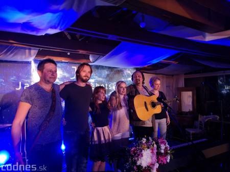 Foto a video: Jana Krištof Lehotská - krst debutového albumu Sny 66