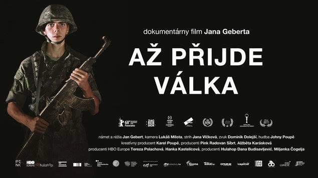 Slovenskí branci - hobby alebo hrozba? Film a diskusia s autorom
