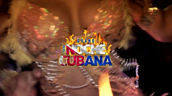 Bacardi Grand Noche Cubana w. Eusebio • 20.7 @LaStriga club