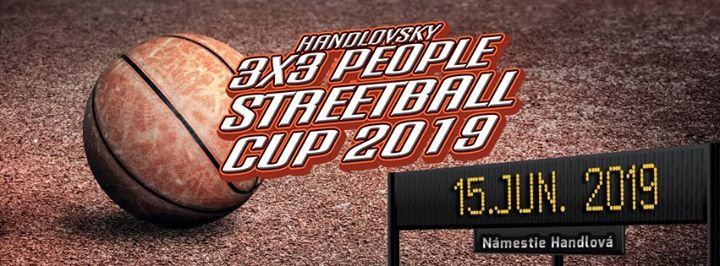 Handlovský People Streetball Cup