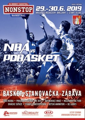 NONSTOP basketbal 2019