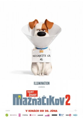 Tajný život maznáčikov 2 (The Secret Life of Pets 2)