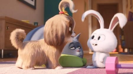 Tajný život maznáčikov 2 (The Secret Life of Pets 2) 3