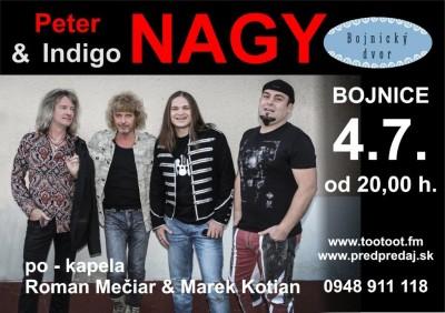 Peter NAGY a INDIGO - Bojnice 2019
