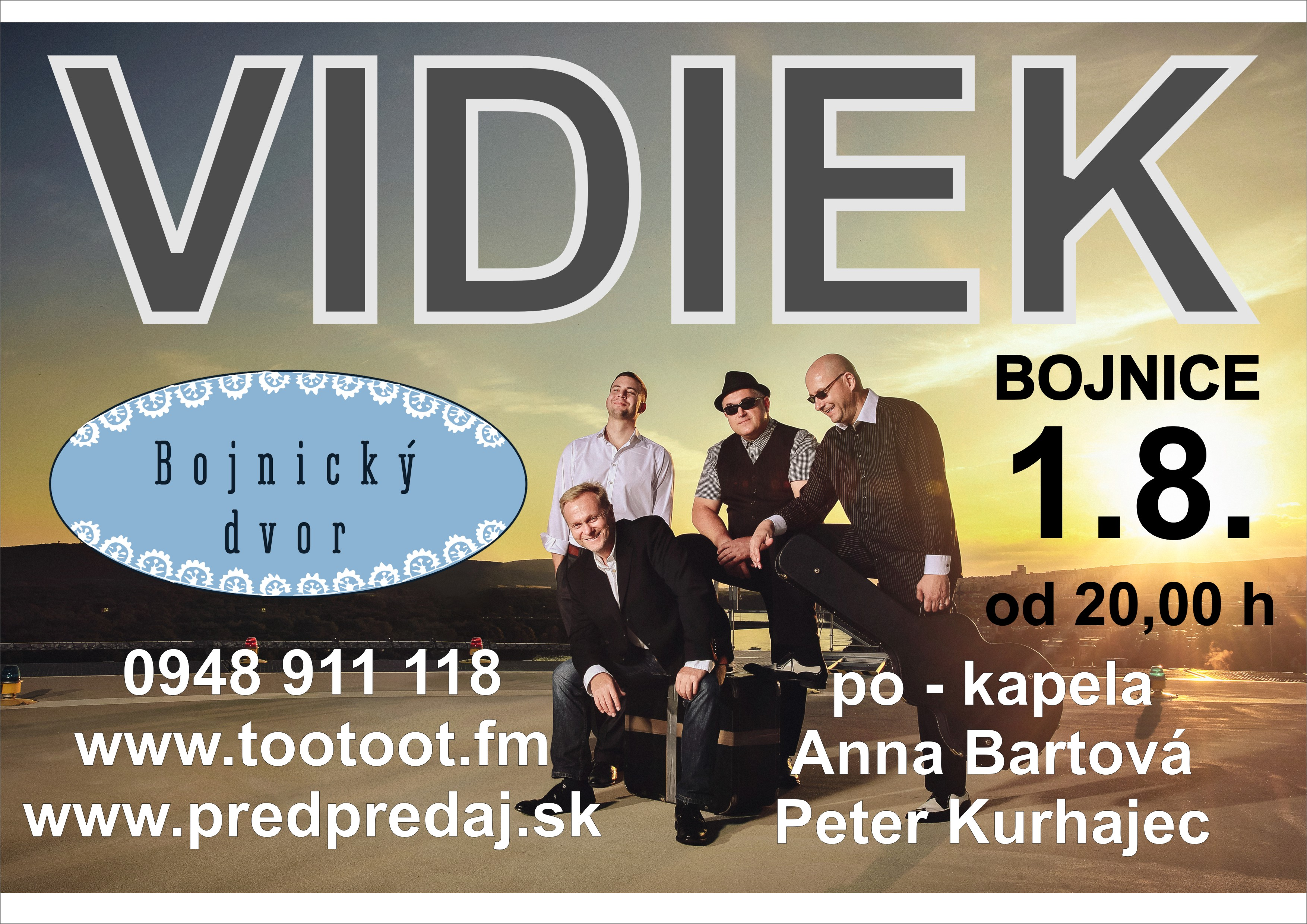 VIDIEK - Bojnice 2019