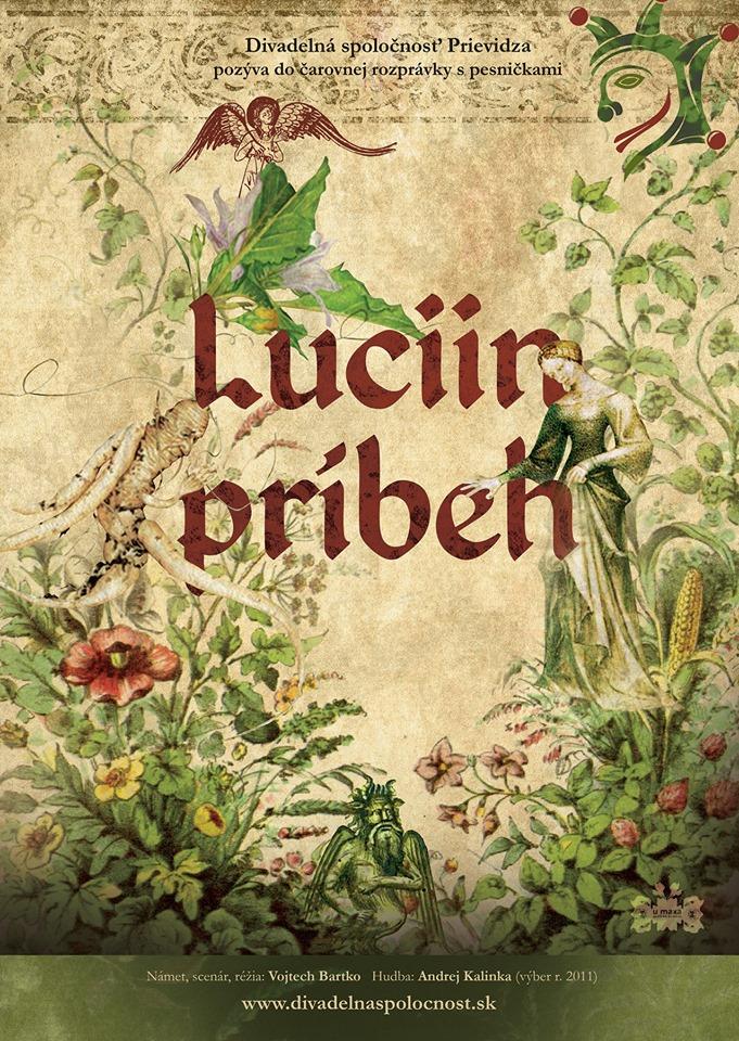 Premiéra - Luciin príbeh