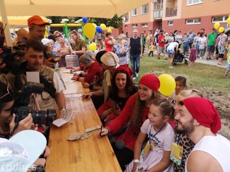Foto: Slávnostné otvorenie detského ihriska Žihadielko - Prievidza 0