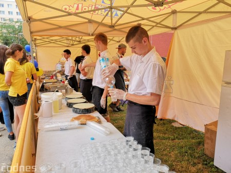 Foto: Slávnostné otvorenie detského ihriska Žihadielko - Prievidza 1