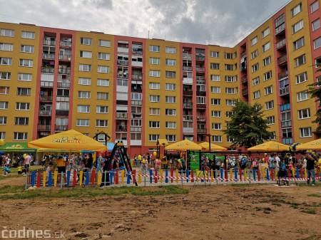 Foto: Slávnostné otvorenie detského ihriska Žihadielko - Prievidza 3
