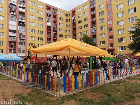 Foto: Slávnostné otvorenie detského ihriska Žihadielko - Prievidza 4